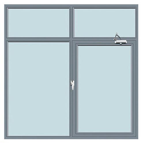 铝质防火窗价格