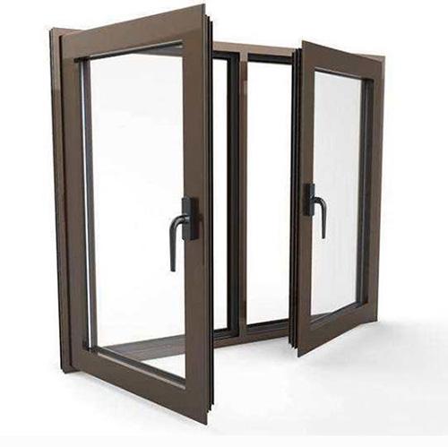 铝质防火窗设计