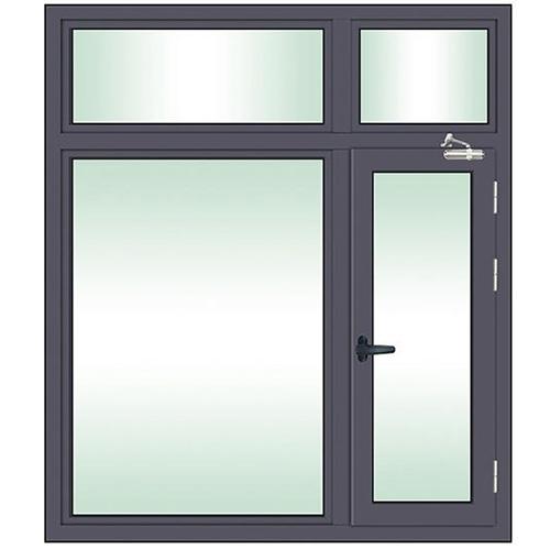 江西铝质防火窗